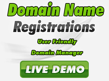 Moderately priced domain registration service providers